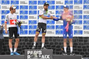 Peter Sagan a câștigat cursa Paris-Roubaix