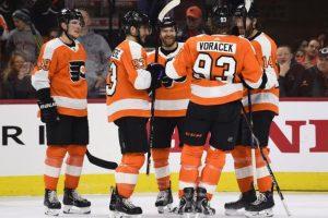 Philadelphia Flyers prinde avionul play-off-ului