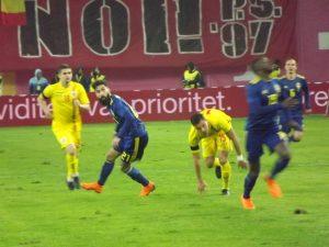 Romania – Suedia 1-0 ( 0-0 )