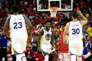 Golden State Warriors este cea de a doua finalistă NBA