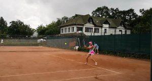 Irina Bara s-a calificat în optimi la WTA Gdynia
