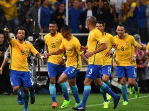 """Brazilia-Belgia: o inclestare teribila pentru un loc in """"careul de asi"""" al Cupei Mondiale"""