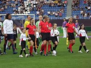 UEFA Women's Champions League final: Olympique   Lyon –  VfL Wolfsburg 0-0 ( 0-0 ) 4-1 dupa prelungiri