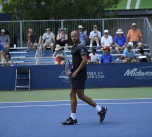 Marius Copil s-a calificat în turul al doilea la ATP Cincinnati