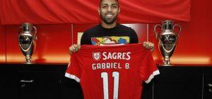 Brazilianul Gabriel a semnat pe cinci ani cu Benfica Lisabona