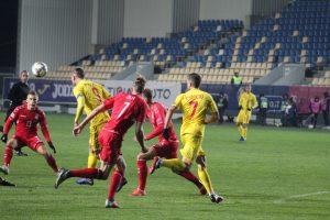 Liga Natiunilor – grupa 4 liga C: Romania – Lituania 3-0 ( 1-0 )
