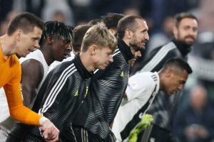 Chiellini este incert pentru partida cu Ajax