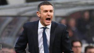 Dundee FC rămâne fără antrenor, după retrogradare