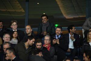 Șeicul Qatar-ului va fi prezent pe Parc de Princes, la meciul parizienilor contra Real Madrid