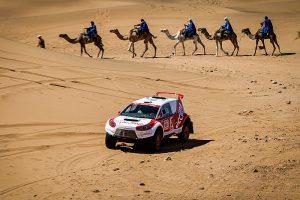 Raliul Dakar se mută în Arabia Saudită