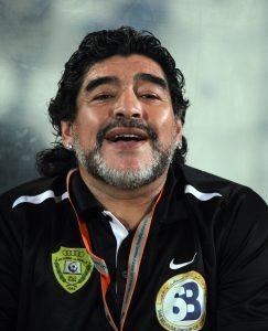 Maradona rămâne antrenor la Gimnasia