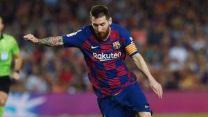 Messi a stabilit alt record, ajungând la 35 de hat-trick-uri în La Liga