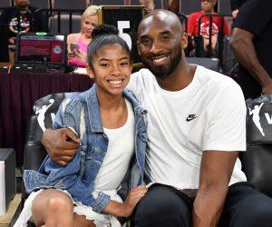 Fiica de 13 ani a lui Kobe Bryant se afla în elicopterul prăbușit