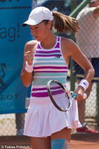Irina Fetecău a câștigat titlul la turneul ITF Nonthaburi