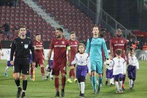 Europa League: Lazio SS Roma – CFR 1907 Cluj 1-0 ( 1-0 )
