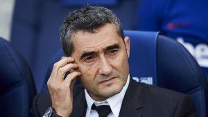 Ernesto Valverde a fost demis de la Barcelona