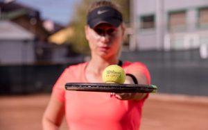 """Elena Bogdan: """"Am luat decizia de a ajuta o junioara sa se dezvolte in jocul de dublu, și vom juca impreuna"""""""
