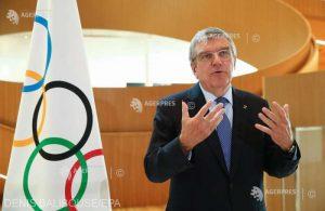 JO de la Tokyo vor fi anulate dacă nu vor avea loc în 2021, anunţă preşedintele CIO