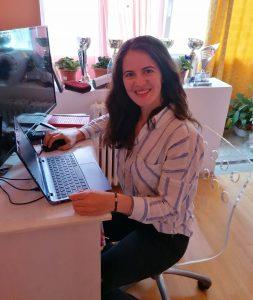 """Oana Simion: """"Candidez pentru Comitetul Jucătorilor ITF, sper că voi obține cât mai multe voturi"""""""