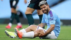 """Pep Guardiola afirmă că accidentarea la genunchi a lui Aguero """"nu arată bine"""""""
