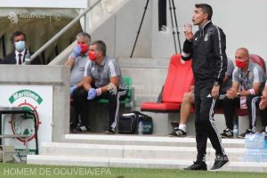 Antrenorul echipei Benfica Lisabona şi-a prezentat demisia după al doilea eşec consecutiv