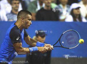 Tenis: Borna Coric, testat şi el pozitiv la COVID-19, după Grigor Dimitrov