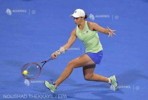 Ashleigh Barty, numărul unu mondial, renunţă la US Open din cauza coronavirusului