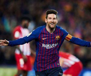 Conform presei britanice, Lionel Messi a fost de acord cu gruparea City pentru un contract de 5 ani