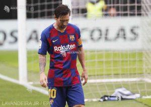 Messi a întrerupt negocierile pentru prelungirea contractului cu FC Barcelona (presă)
