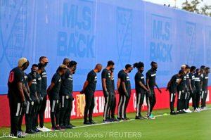 Primul meci disputat în MLS, între o ceremonie antirasistă şi teama de coronavirus