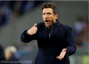 Eusebio Di Francesco, înlocuitorul lui Walter Zenga în postul de antrenor al echipei Cagliari