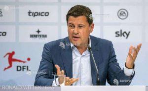 Liga germană susţine că este pregătită să primească un anumit număr de fani pe stadioane