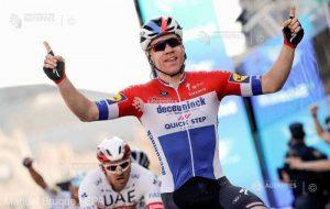 Ciclism: Turul Poloniei – Olandezul Fabio Jakobsen, în stare gravă după o căzătură în finalul primei etape