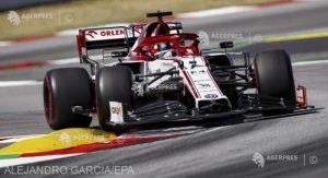 Kimi Raikkonen a doborât recordul de kilometri parcurşi în Formula 1