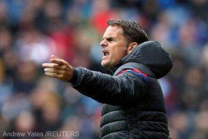 Frank de Boer este noul selecţioner al Olandei