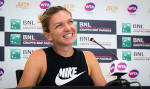 Simona Halep, în semifinalele turneului WTA Roma, fără a termina meciul