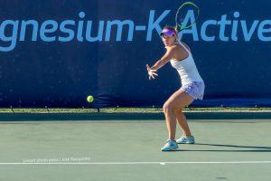Ioana Roșca câștigă trofeul de dublu la ITF 25 k Montemor