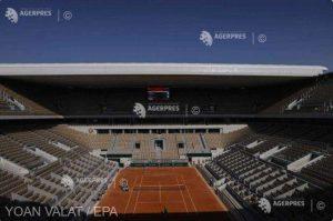 Jucătoare pozitivă la Covid-19, exclusă din calificările turneului de la Roland Garros