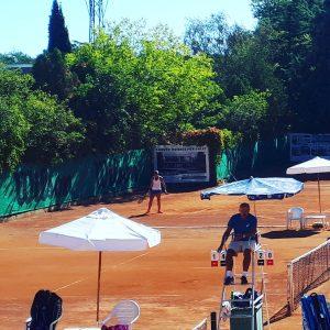 Finală de dublu românească la ITF 15k Varna