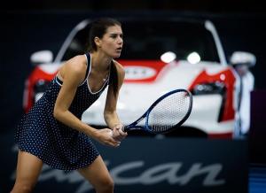 Sorana Cîrstea, învinsă de Anett Kontaveit, în turul al doilea la Miami Open