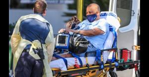 Arbitrul Carlos Bernardes internat în spital după un atac de cord