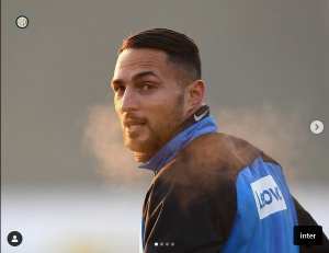 Danilo D'Ambrosio de la Inter va lipsi patru-cinci săptămâni