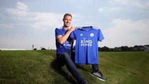 Evans a prelungit cu Leicester până în 2023