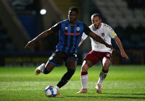 Manchester City este interesată de Kwadwo Baah