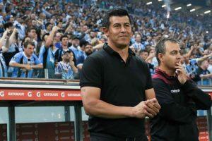 Jorge Almiron, antrenorul echipei Elche, demisionează