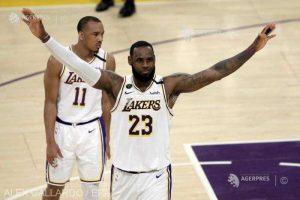 LeBron James şi Kevin Durant, în topul voturilor fanilor pentru All-Star Game