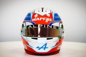F1: Alpine A521 a intrat pe pistă pentru prima dată