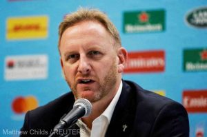 Britanicul Alan Gilpin, noul director general al World Rugby