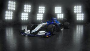 Williams dezvăluie monopostul anului 2021, FW43B