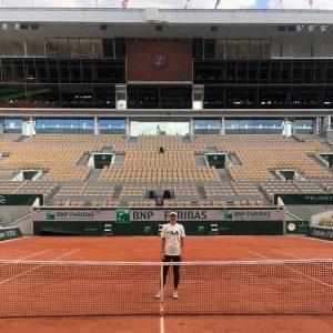 Trei românce joacă astăzi pe terenurile de la Roland Garros